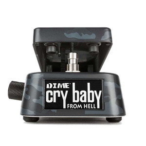 Dunlop DB01B Dimebag Cry Baby From Hell Wah Black Camo