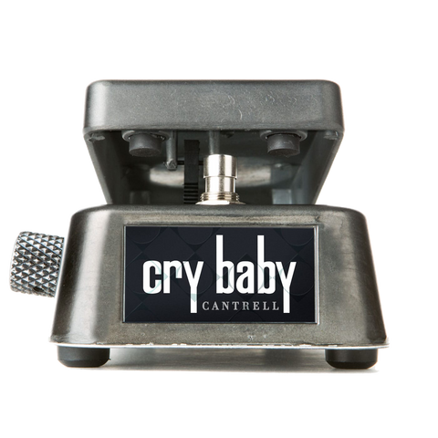 Dunlop Jerry Cantrell Signature Cry Baby® Wah Wah JC95