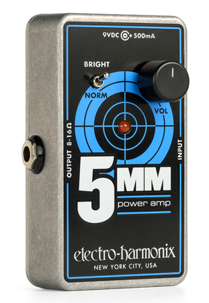 EHX Electro-Harmonix 5MM 2.5-watt Power Amp