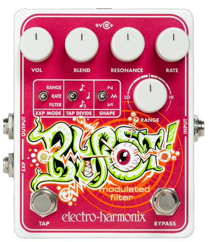 EHX Electro-Harmonix Blurst Modulated Filter