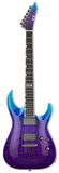 ESP E-II Horizon NT-II Blue-Purple Gradation w/case