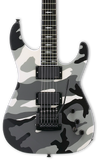 ESP Jeff Hanneman Signature Series Urban Camo w/case