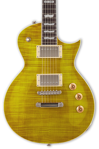 ESP LTD EC-256 FM Lemon Drop