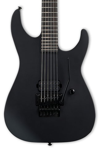 ESP LTD M-Black Metal Black Satin