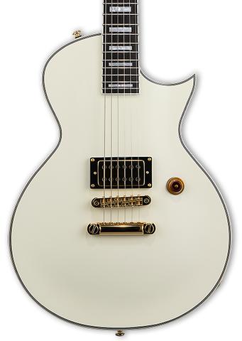 ESP LTD NW-44 Neil Westfall Olympic White