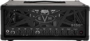 EVH 5150III 50S 6L6 Head Black 120V amplifier Tone Shop Guitars Dallas FT TX