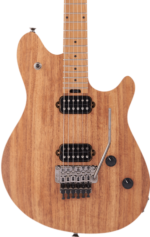 EVH Wolfgang Standard Exotic Koa Baked Maple Fingerboard Natural