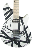 Used EVH Wolfgang Special Limited Edition Maple Black and White Stripes