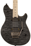 EVH Wolfgang WG Standard Quilted Maple Trans Black