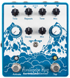 EarthQuaker Devices Avalanche Run Stereo Delay Reverb w/Tap Tempo V2