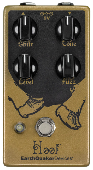 EarthQuaker Devices Hoof Hybrid Fuzz V2