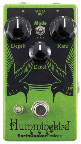 EarthQuaker Devices Hummingbird Repeat Percussions V4