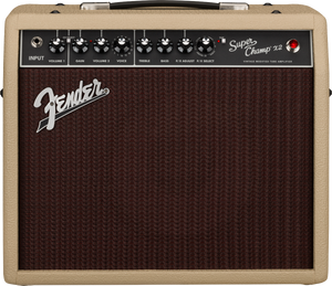 Fender 2020 Limited Edition Super Champ X2 Cajun 1x10 Combo Blonde