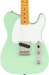 Fender 70th Anniversary Esquire MP Surf Green w/case