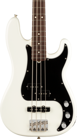 Fender American Performer Precision Bass RW Arctic White w/bag