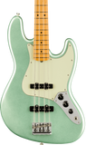 Fender American Professional II Jazz Bass MP Mystic Surf Green w/case