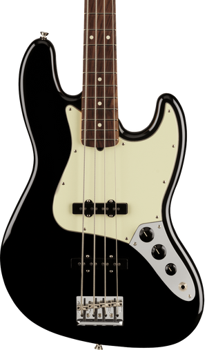 Fender American Professional II Jazz Bass RW Black w/case