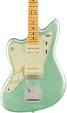 Fender American Professional II Jazzmaster Left-Hand MP Mystic Surf Green w/case