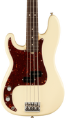 Fender American Professional II Precision Bass Left Hand RW Olympic White w/case