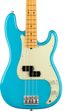 Fender Precision Bass MP body in Miami Blue Tone Shop Guitars Dallas Texas