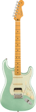 Fender American Professional II Stratocaster HSS MP Mystic Surf Green w/case