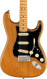 Fender Stratocaster electric guitar body in Roasted Pine Tone Shop Guitars Dallas TX