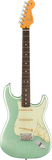 Fender Stratocaster electric guitar in Mystic Surf Green Tone Shop Guitars DFW