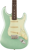 Fender Stratocaster electric guitar body in Mystic Surf Green Tone Shop Guitars DFW