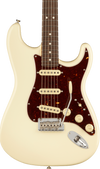 Fender Stratocaster electric guitar body in Olympic White Tone Shop Guitars Dallas Texas