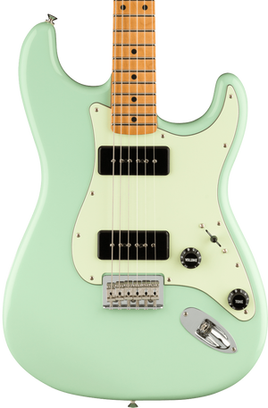 Fender Noventa Stratocaster MP Surf Green w/bag