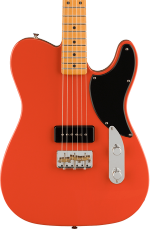Fender Noventa Telecaster MP Fiesta Red w/bag