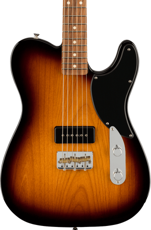 Fender Noventa Telecaster PF 2-Color Sunburst w/bag