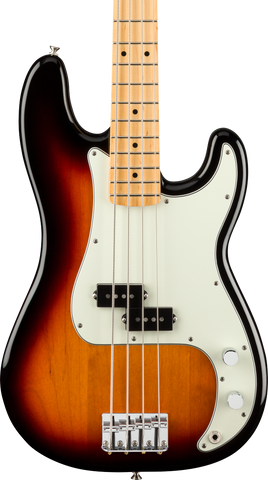 Fender Player Precision Bass Maple Fingerboard 3-Color Sunburst