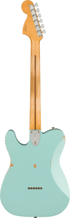 Fender Vintera Road Worn '70s Telecaster Deluxe MP Daphne Blue w/bag