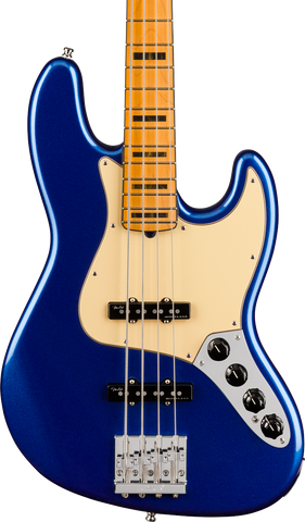 Fender American Ultra Jazz Bass MP Cobra Blue w/case