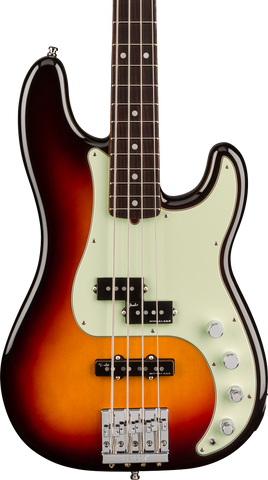 Fender American Ultra Precision Bass RW Ultraburst w/case