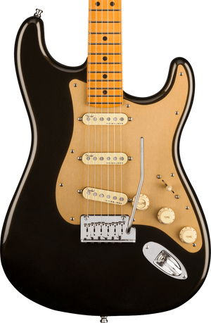 Fender Stratocaster MP electric guitar body in black Texas Tea color Tone Shop Guitars DFW