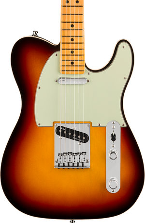 Fender Telecaster MP electric guitar body in Ultraburst color Tone Shop Guitars DFW