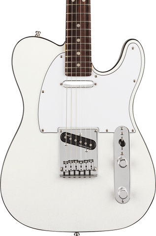 Fender American Ultra Telecaster RW Arctic Pearl w/case