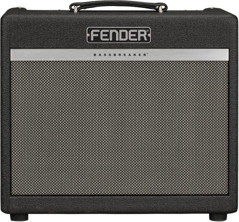 Fender Bassbreaker 15 Combo Midnight Oil 120V
