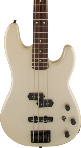 Fender Duff McKagan Precision Bass Rosewood Fingerboard Pearl White w/bag