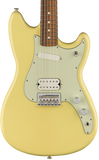 Demo Fender Duo-Sonic HS PF Canary Diamond