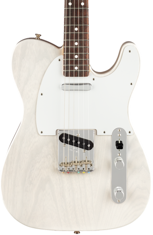 Fender Jimmy Page Mirror Telecaster Rosewood White Blonde w/case