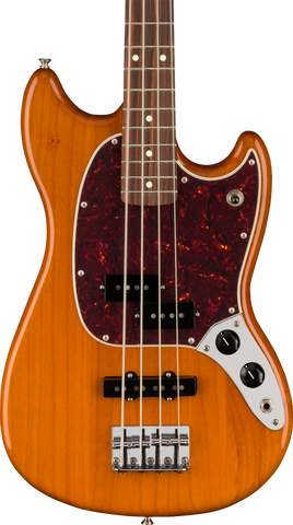 Fender  Player Mustang Bass PJ Aged Natural