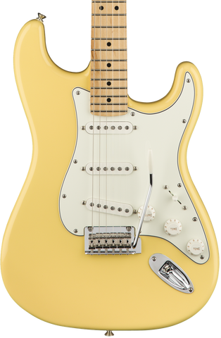 Fender Player Stratocaster Maple Buttercream
