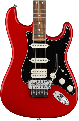 Fender Player Stratocaster w/Floyd Rose PF Sonic Red