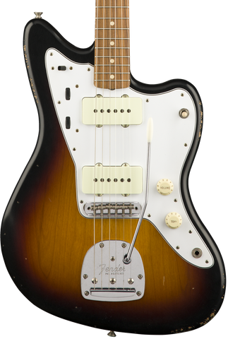 Fender Road Worn 60's Jazzmaster PF 3-Color Sunburst w/bag