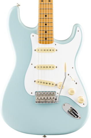 Fender Vintera 50s Stratocaster Maple Fingerboard Sonic Blue w/bag