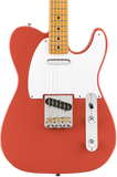 Fender Vintera 50s Telecaster MP Fiesta Red w/bag