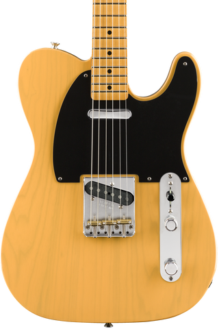 Fender Vintera 50s Telecaster Modified MP Butterscotch Blonde w/bag